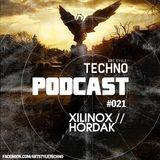 Hordak Art Style Techno Podcast 02.01.2013