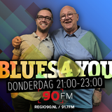 Blues For You 18 oktober 2018 - uur 1