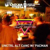 Unctrl Alt Canc x paCMan | B2B @ L'Acqua In Testa 2014 (opening Caparezza)