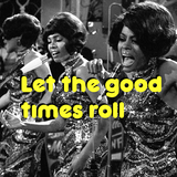Let the good times roll - 45s mix to kick off 2018!