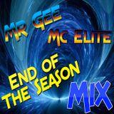 Mr Gee & MC Elite - End of The Season Mix (UK Hardcore)