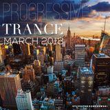 Progressive Trance MARCH 2018