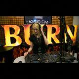 BURN Residency 2017 - DJ Alevtina KISS FM