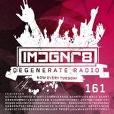 Sean Tyas - Degenerate Radio 161 [30.04.19]