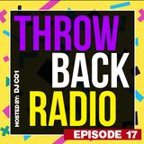 Throwback Radio #17 - DJ CO1 (New Jack Swing)