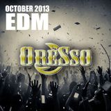 LIVE Recording - October 2013 EDM Mix