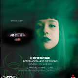 Koncorse AFTERNOON BASS SESSION w/ SP GUEST > ARIETTA (USA) Emergency FM