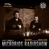 Microbios Radioshow007 with Max Popov (Guest Mixes by A.Fox & Novus) [20.02.2015]