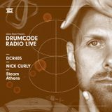DCR405 - Drumcode Radio Live - Nick Curly live from Steam, Athens