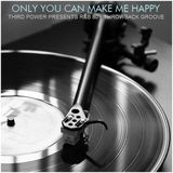"R&B 80's THROWBACK GROOVE - ""Only You Can Make Me Happy"""