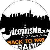 BACK TO 1992 with DEEPINSIDE Radio