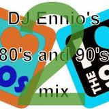 DJ Ennio In The Second Mix - The 80s and The 90s Mix
