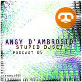 Angy D'Ambrosio - Autumn 2011  djset \\\ Tannhäuser podcast n°5 [TANNPOD005]
