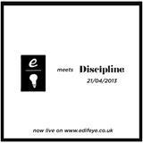 DISCIPLINE X EDIFEYE RADIO