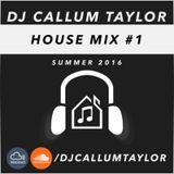 House Mix 01 - Summer 2016