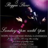 Dee Lite's Gospel and Reggae Show...extended Sun 21st March 2017