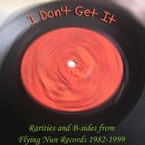 I Don't Get It: Rarities and B-sides from Flying Nun 1982-1999