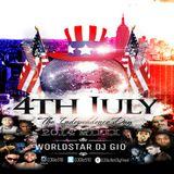 WorldStar DJ Gio - 4th Of July Mix 2014