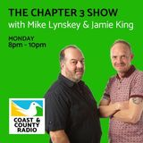 The Chapter 3 Show with Mike Lynskey & Jamie King - Broadcast 03/12/18
