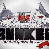 Breaking Bud -  Als Bunker Party / mars 2016