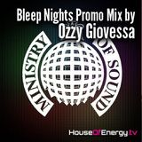 Bleep Nights Christmas special @ Ministry of Sound Club - promo mix by ozzy giovessa