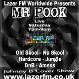 Old Skool>Nu Skool>Hardcore>Jungle - Mr P - Lazer FM - 14th July 2018