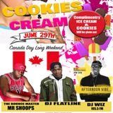 COOKIES AND CREAME