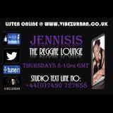 Jennisis - The Reggae Lounge (02/03/17) on www.vibezurban.co.uk