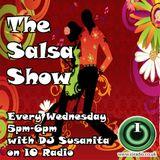 The Salsa Show on IO Radio - 11/11/2015