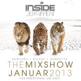 Inside Department MixShow Januar 2013