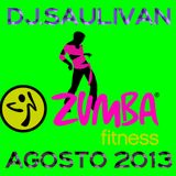 ZUMBA MIX AGOSTO 2013- DJ SAULIVAN
