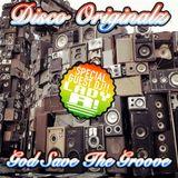 "DISCO ORIGINALZ ""GOD SAVE THE GROOVE"" #14 (2018.07.04) (Guest DJ Lady R)"