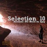 Selection 10 ME (December 2012 - Mixed by djjaq) Part.01