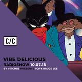 Vibe Delicious presents Dj Bruce Lee