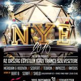Shelb - Live @ La Vida Loft 2015 (Budapest,Hungary) -31-12-2015