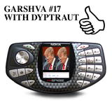 GARSHVA #17 WITH DYPTRAUT