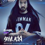Steve Aoki – Live @ Ultra Music Festival, Singapore 2017