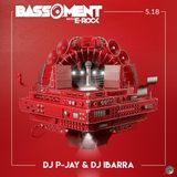 The Bassment w/ DJ P-Jay 05.18.18 (Hour Two)