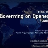 Governing on openness - informal networks
