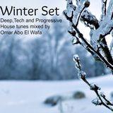 Winter set (deep, tech and progressive tunes mixed by omar abo el wafa)