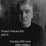 Fnoob Techno Radio  PROJECTpodcasts#35 show 20th June 2017 dj plan D ....Dunfermline Scotland