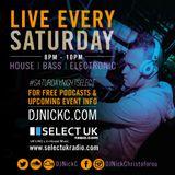 Live On Select UK Radio 14.5.16