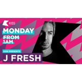 KISS Presents J-Fresh October 2017
