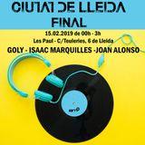 Göly @ Final Concurs De Dj's Ciutat De Lleida 2018