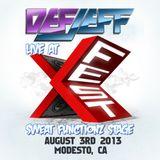 DEF JEFF - LIVE at X-FEST Modesto 2013