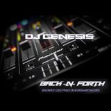 Tracklistings Mixtape #124.2 (2014.09.09) : DJ Genesis - Back -n- Forth