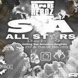 ESPRE - DNB HEROZ: SA All-Stars Edition @ BBSC SATX (LIVE 12.09.2016)