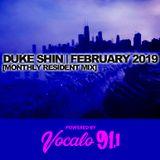 Duke Shin | FEB 2019 Monthly Resident Mix| Vocalo 91.1FM Chicago