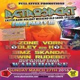 RETRO-SPEKT: DJ Skandal - Mc's TMC & Dowling - 27/03/16