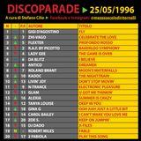 DISCOPARADE - 25/05/1996